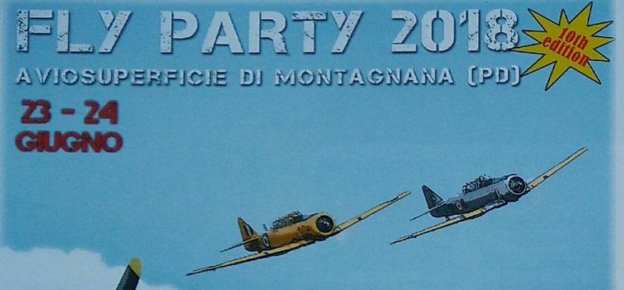 FlyParty2018 - Programma